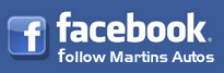 Martins Autos Facebook